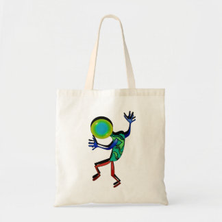 Shadow Dancer tote