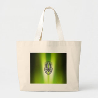 SHADOW DUCK GRUNGE GBW LARGE TOTE BAG