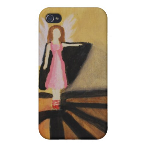 Shadow Fairy iPhone 4 Case