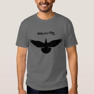 Shadow Kill Crow grey shirt