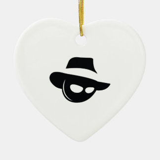 Shadow Mafia Ceramic Ornament