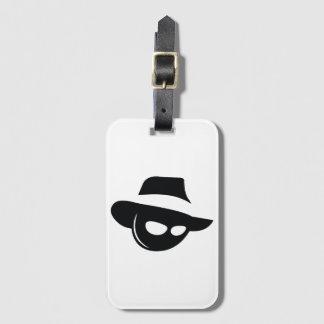 Shadow Mafia Luggage Tag