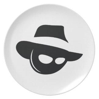 Shadow Mafia Plate