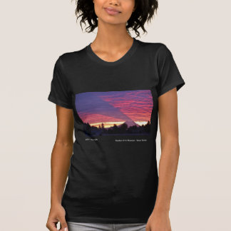 Shadow of the Mountain - Mount Rainier T-shirt