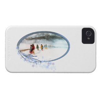Shadow of the Owl on the Trail of Tears Case-Mate iPhone 4 Case