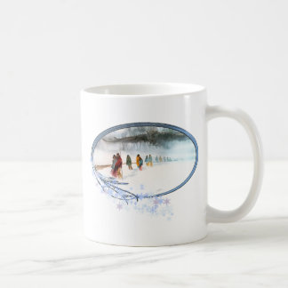 Shadow of the Owl on the Trail of Tears Coffee Mug