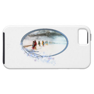 Shadow of the Owl on the Trail of Tears iPhone 5 Case