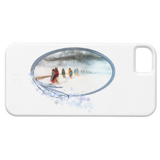 Shadow of the Owl on the Trail of Tears iPhone 5 Cover