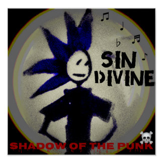SHADOW OF THE PUNK POSTER