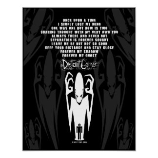 Shadow Poem Poster