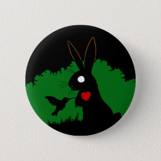 Shadow Rabbit Button Design 1
