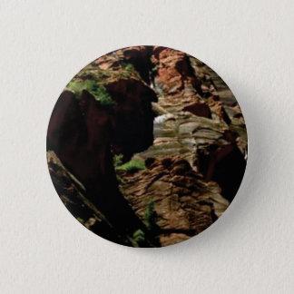 shadow shades of rocks 2 inch round button