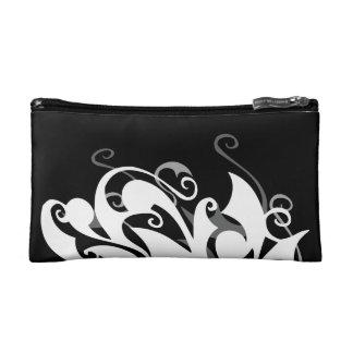 Shadow Swirl Cosmetic Bag