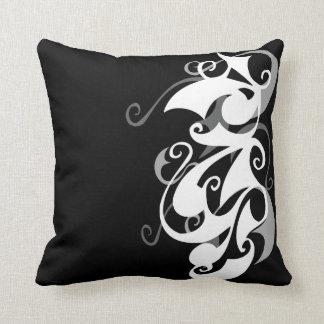 Shadow Swirl Cushion