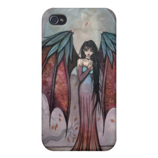 Shadow Trees Gothic Fairy Vampire Art Covers For iPhone 4