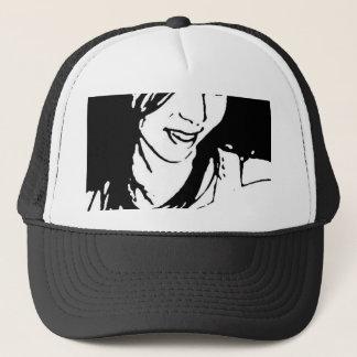 shadow trucker hat