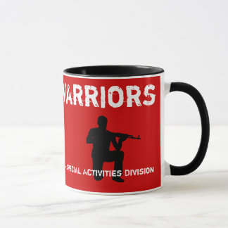 Shadow Warriors - CIA National Clandestine Service Mug