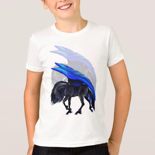 Shadowed Night Flyer T-Shirt