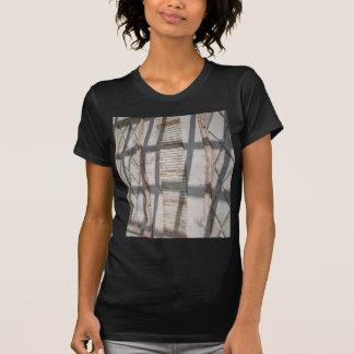 Shadows Against A Wall T-shirt