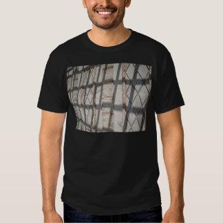 Shadows Against A Wall T Shirts