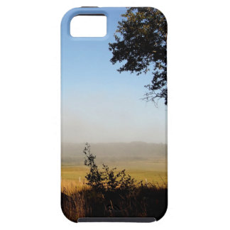 Shadows fade to day and fog receeds iPhone 5 cover