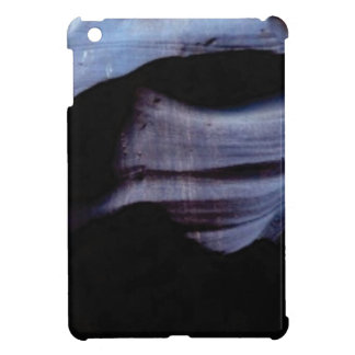 shadows in the rock wall iPad mini cover