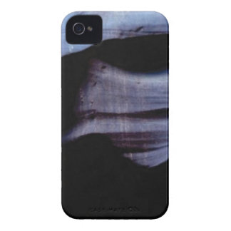 shadows in the rock wall iPhone 4 cover