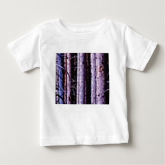 shadows of pole woods baby T-Shirt
