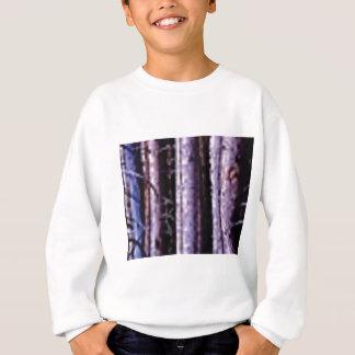 shadows of pole woods sweatshirt