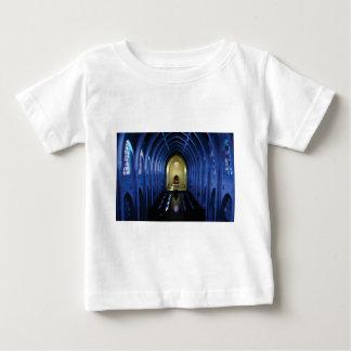 shadows of the dark blue church baby T-Shirt