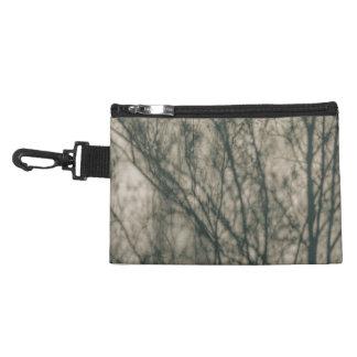 Shadows of Winter Foliage Accessory Bag