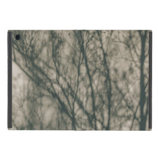Shadows of Winter Foliage Case For iPad Mini