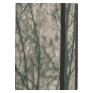 Shadows of Winter Foliage Cover For iPad Air