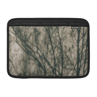 Shadows of Winter Foliage Sleeve For MacBook Air