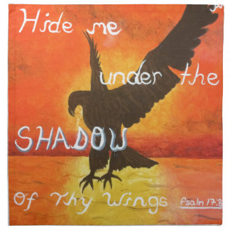 shadowwings napkin