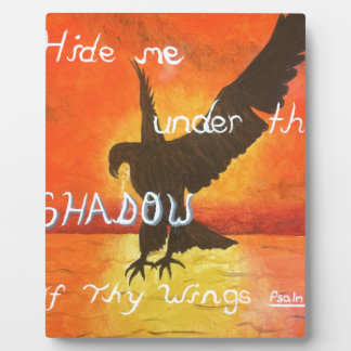 shadowwings plaque