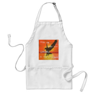 shadowwings standard apron