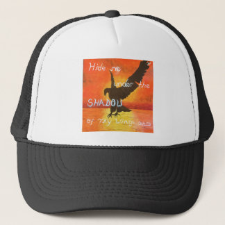 shadowwings trucker hat