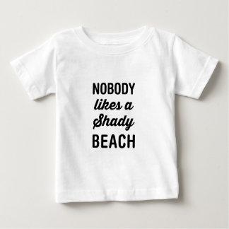 Shady Beach Baby T-Shirt