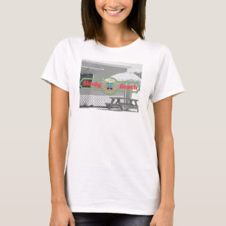 Shady Beach Stand T-Shirt