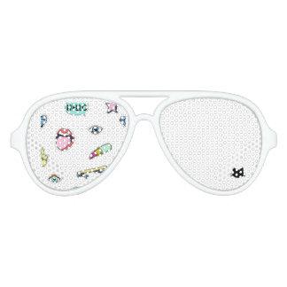 Shady Cats Aviator Sunglasses