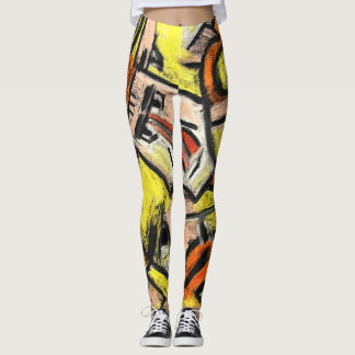 Shady characters by rafi talby leggings