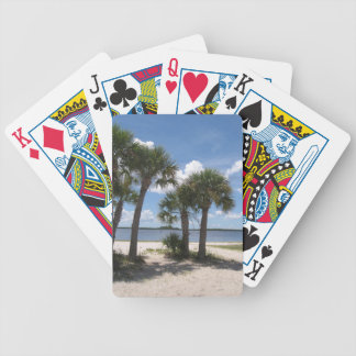 Shady Palms Poker Deck