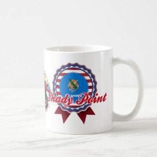 Shady Point, OK Coffee Mug