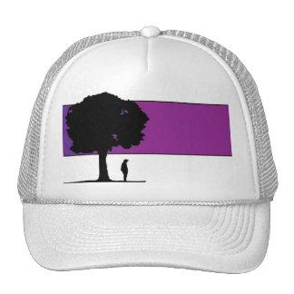 shady tree trucker hat