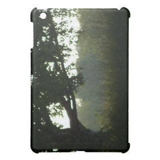 shady tree view iPad mini covers