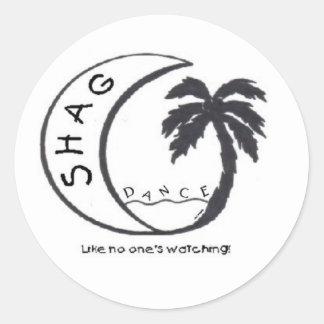 SHAG Stickers