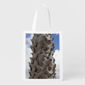 Shaggy Palm Tree Reusable Bag