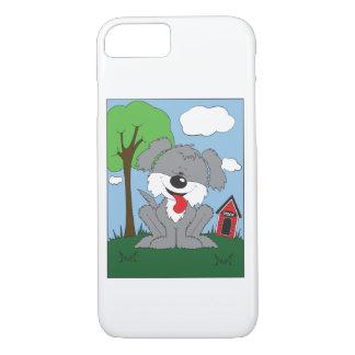 Shaggy Puppy Cartoon iPhone 7 Case