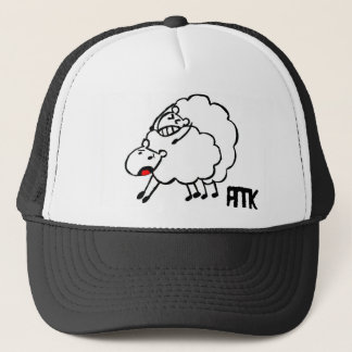 shaggy sheep ATK Trucker Hat